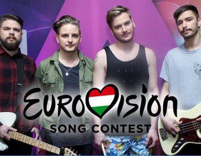 "AWS interpreta ""Viszlát nyár"", la canción de Hungría en Eurovisión 2018"