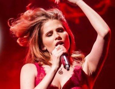 """Laura Rizzotto interpreta """"Funny girl"""", la canción de Letonia en Eurovisión 2018"""