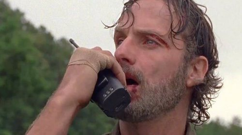 "Promo del 8x10 de 'The Walking Dead': ""The Lost and the Plunderes"""