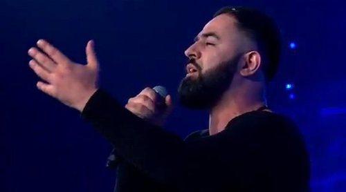 "Sevak Khanagyan interpreta ""Qami"", la canción de Armenia en Eurovisión 2018"