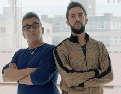 'Fama a bailar': David Broncano y Andreu Buenafuente intentan bailar con las profesoras del programa