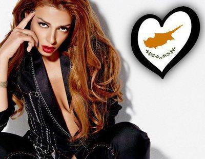"""Eleni Foureira canta """"Fuego"""", la canción de Chipre para Eurovisión 2018"""
