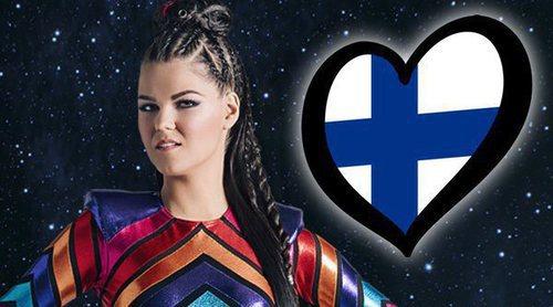 """Saara Aalto canta """"Monsters"""", la canción de Finlandia en Eurovisión 2018"""