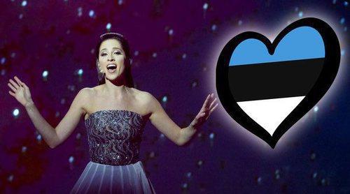 """Elina Nechayeva interpreta """"La Forza"""", la canción de Estonia en Eurovisión 2018"""