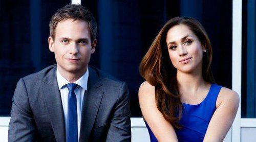 Promo de la séptima temporada de 'Suits', la última con Patrick J. Adams y Meghan Markle