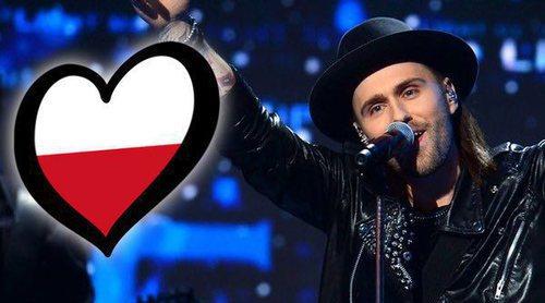 """Gromee y Lukas Meijer cantan """"Light Me Up"""", la canción de Polonia en Eurovisión 2018"""