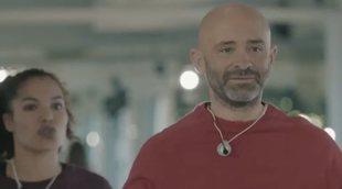 'Fama a bailar': Antonio Lobato recibe clases de las profesoras del programa