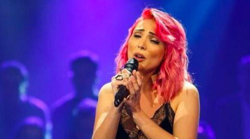 "Cláudia Pascoal canta ""O Jardim"", la canción de Portugal en Eurovisión 2018"