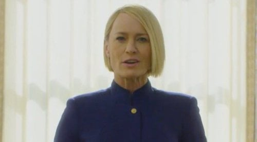 Teaser tráiler de la sexta temporada de 'House of Cards'