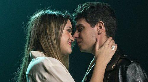 """Adelanto del videoclip de """"Tu canción"""", el tema de Amaia y Alfred para Eurovisión 2018"""