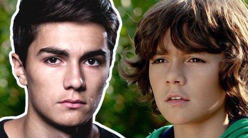 """Sergi Méndez: """"Los parones entre serie y serie son buenos porque no tienes que crecer en televisión"""""""