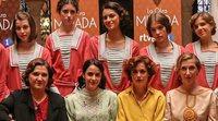 Los protagonistas de 'La otra mirada' analizan la actual situación de la mujer y su reflejo en televisión