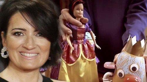 """Silvia Abril y el machismo en los cuentos: """"El príncipe despertó a Blancanieves haciendo un Harvey Weinstein"""""""
