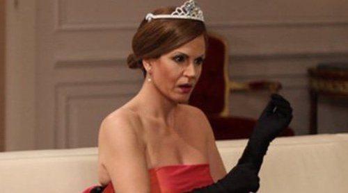 La Reina Letizia hace huelga por el Día de la Mujer en un sketch de 'Polònia' de TV3