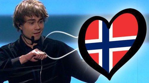 """Alexander Rybak canta """"That's How You Write A Song"""", la canción de Noruega en Eurovisión 2018"""