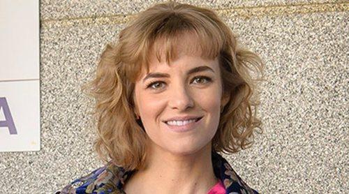 """Alejandra Lorente ('Servir y proteger'): """"Nerea tendrá temas personales que irán asomando poco a poco"""""""