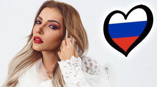 """Yulia Samoylova canta """"I Won't Break"""", la canción de Rusia en Eurovisión 2018"""