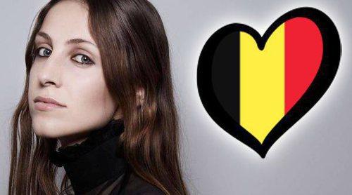 """Sennek canta """"A Matter Of Time"""", la canción de Bélgica en Eurovisión 2018"""