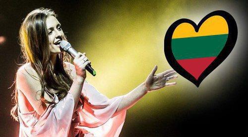 """Ieva Zasimauskaite canta """"When We're Old"""", la canción de Lituania en Eurovisión 2018"""