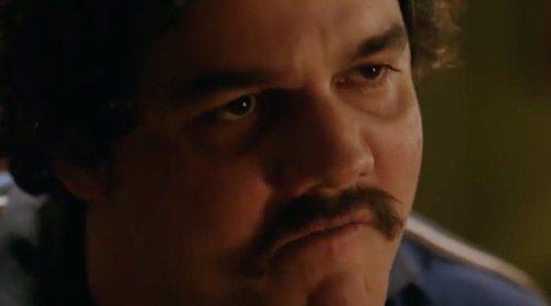 """Pablo Escobar coge acento valenciano en 'Narcos': """"¿Qué hostias de falla estás haciendo, malparit?"""""""