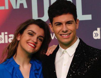 """Alfred y Amaia (Eurovisión 2018): """"La puesta en escena será intimista, no creo que tengamos instrumentos"""""""
