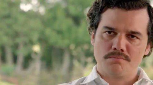 'Narcos': Un concurso de paellas y Pablo Escobar indignado con su ninot en la nueva promo de Netflix