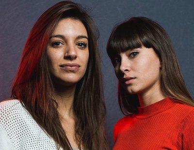"""Ana Guerra y Aitana Ocaña ('OT 2017'): """"Nos llegan muchas canciones y estamos viendo productores"""""""