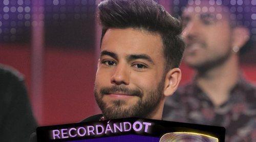 'Fórmula OT': Agoney desvela sus proyectos y apuesta por Alfred y Amaia en Eurovisión 2018