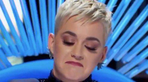 'American Idol': Katy Perry reacciona cuando un concursante dice que admira a Taylor Swift