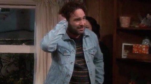 Promo de la décima temporada de 'Roseanne' con Johnny Galecki