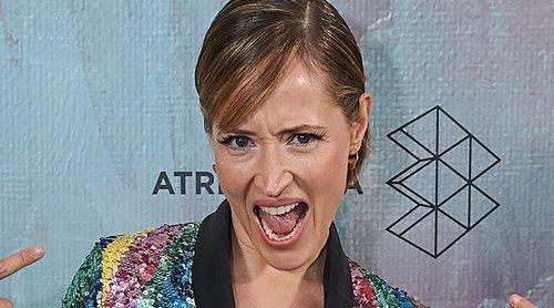 """Marta Larralde: """"¡Qué pena que no me hayan llamado a mí para interpretar a mi personaje en 'Grand Hotel'!"""""""