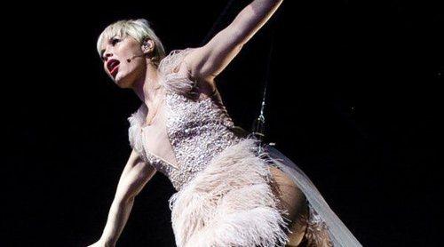 """Soraya vuela en La noche de Cadena 100 y canta """"This is me"""" con los bailarines de 'Fama a bailar'"""