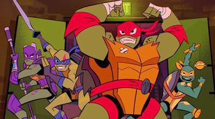 Tráiler de 'Rise of the Teenage Mutant Ninja Turtles'