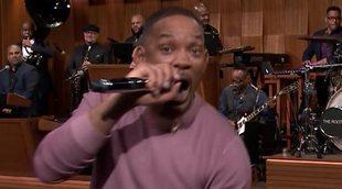 Will Smith canta la sintonía de 'El Príncipe de Bel Air' con Jimmy Fallon