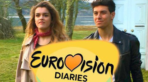 Eurovisión Diaries: La postal de Alfred y Amaia y del resto de representantes de ESC 2018