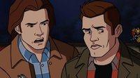 Así es el crossover animado entre 'Sobrenatural' y 'Scooby Doo'