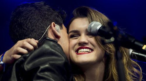 "Amaia y Alfred cantan ""Tu canción"" en la London Eurovision Party 2018"