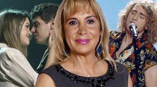 """Toñi Prieto: """"Nunca quisimos hacer nada mal en Eurovisión. TVE siempre quiere ganar"""""""