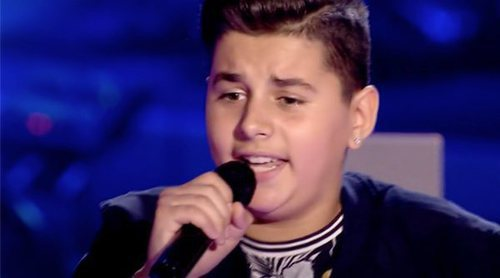 """'La Voz Kids 4': La emocionante batalla del equipo de Orozco con una versión de """"Contigo"""" de Sabina"""
