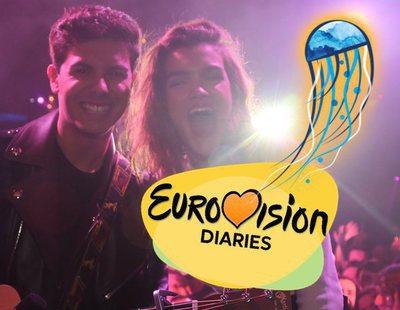 Eurovisión Diaries: Así vivimos la Preparty de Londres con Amaia y Alfred