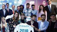 'OT 2017': Rueda de prensa completa del concierto solidario 'OT Bernabéu. Caminando Juntos'