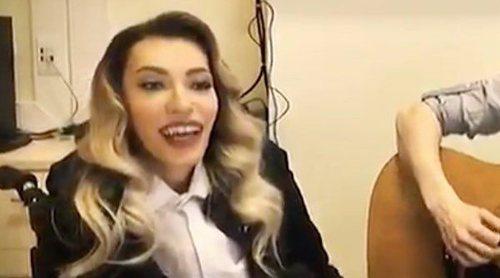 """Yulia Samoylova versiona en ruso """"Tu canción"""", el tema de Alfred y Amaia en Eurovisión 2018"""