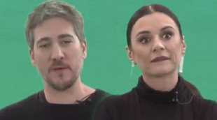 """Actores opinan de 'Paquita Salas' en la promo de la segunda temporada: """"¿Sigue trabajando?"""""""