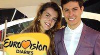 Eurovisión Diaries: Las novedades de Amaia y Alfred en la preparty de Tel Aviv (Israel)