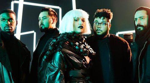 """Equinox (Eurovisión 2018): """"Quizás hubo negociaciones con Loreen pero estamos muy orgullosos de Zhana"""""""