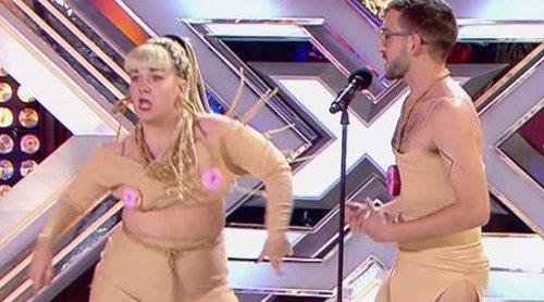 """""""Lo malo"""" de Aitana War y """"Cómeme el donut"""" de 'Factor X', unidas en un divertido montaje"""