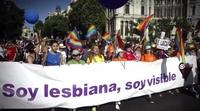 """Telemadrid lanza una mensaje contra las agresiones de LGTBIfobia bajo el lema """"ama, vive y respeta"""""""