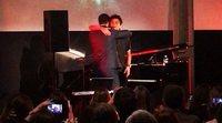 """Alfred canta junto a Jamie Cullum su versión de """"Don't Stop The Music"""" en el Casino de Madrid"""