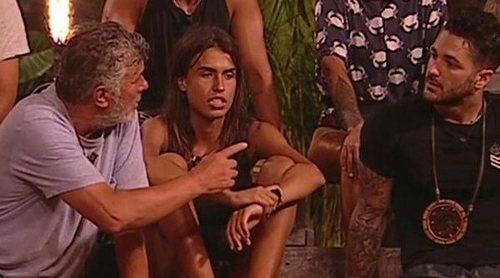 'FormulaTV. El debate': ¿Hugo Paz, víctima o verdugo en su bronca con Francisco en 'Supervivientes 2018'?