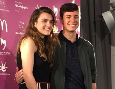 Eurovisión: Rueda de prensa completa de la ESPreParty 2018 con Alfred y Amaia
